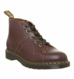 Dr. Martens Church Monkey Boot OXBLOOD SMOOTH