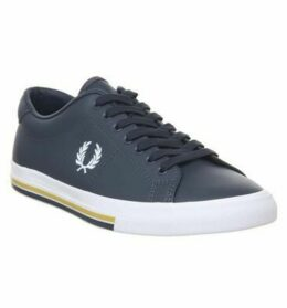Fred Perry Underspin DARK AIRFORCE WHITE