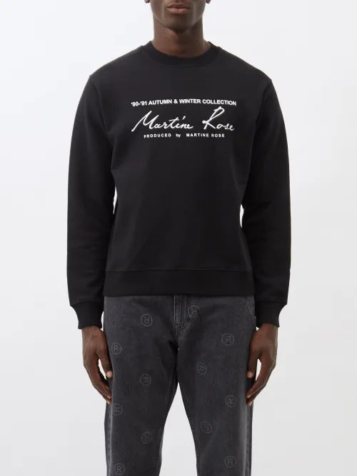 Officine Générale - Pierre Belted Trousers - Mens - Navy