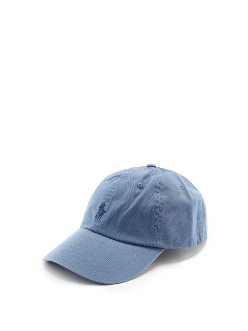 White Sand - Tokyo Belted Crepe Trousers - Mens - Navy
