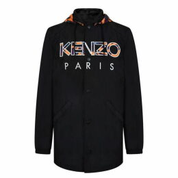 Kenzo Coach Hooded Jacket