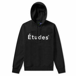 Études Logo Hoody Black