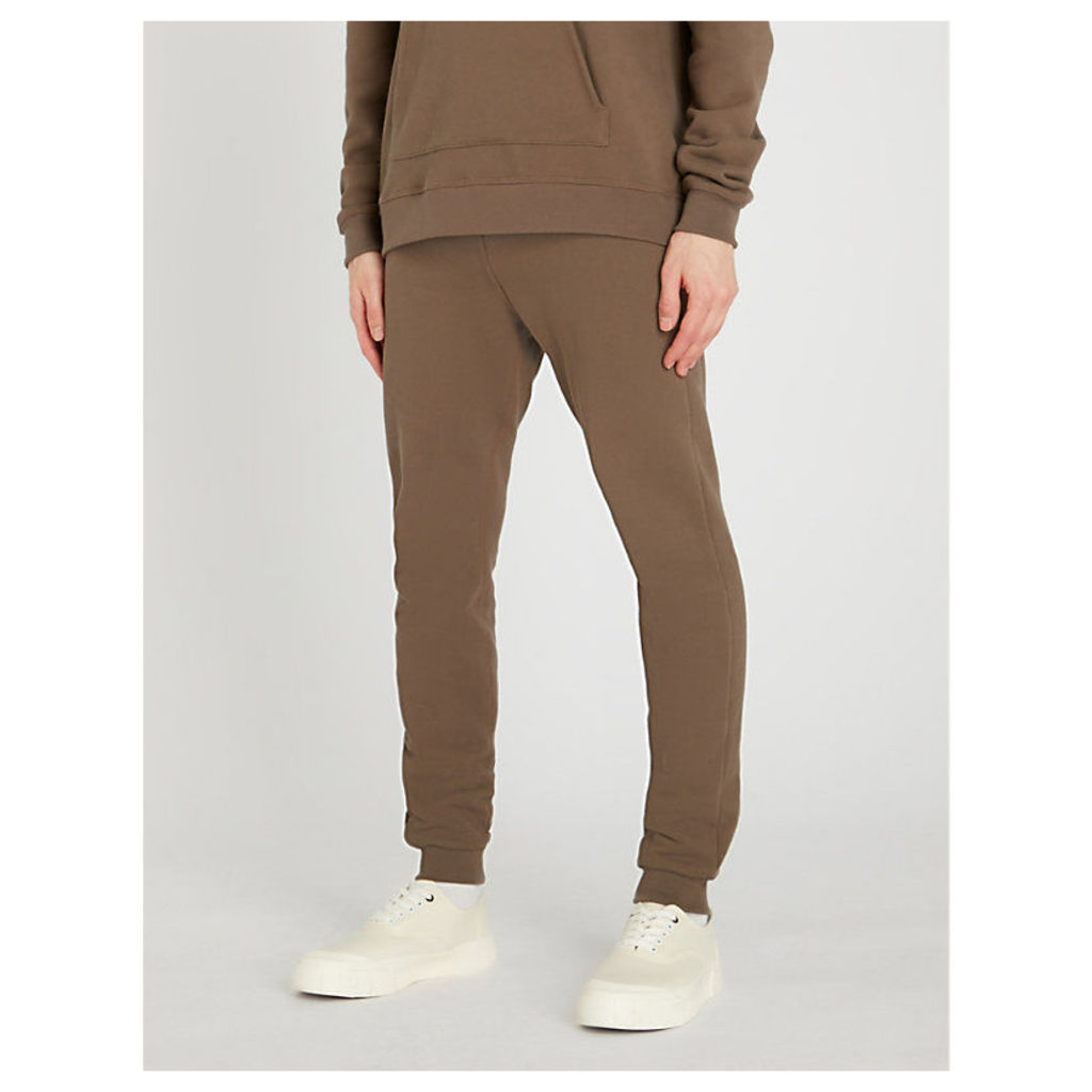 Rio relaxed-fit cotton-jersey jogging bottoms