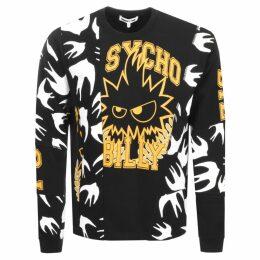 MCQ Alexander McQueen Logo Sweatshirt Black