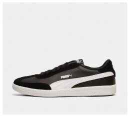 Astro Cup Leather Trainer
