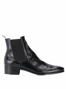 Officine Creative polished Chelsea boots - Black