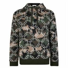 Valentino Vltn Hooded Sweatshirt