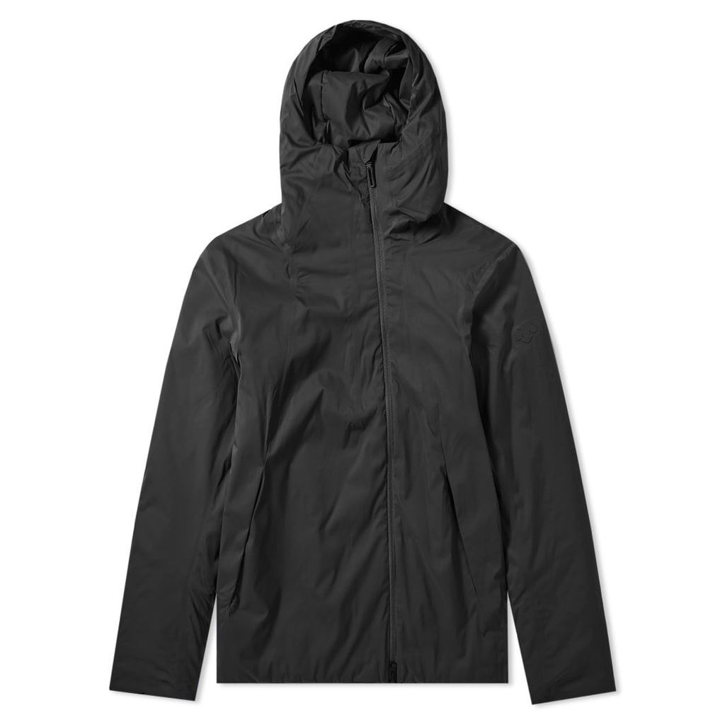 Descente Allterrain Perforated Insulation Hooded Jacket Black