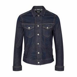 Replay Indigo Hyperflex Denim Jacket
