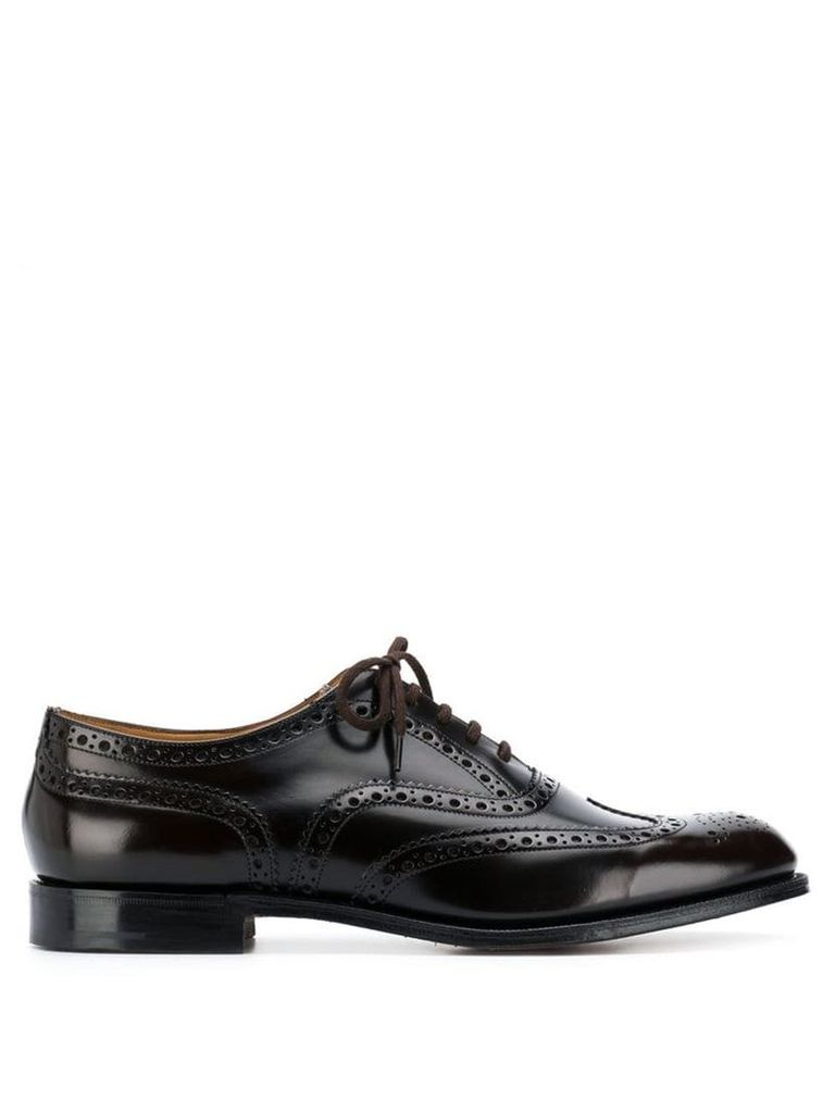 Church's Burwood oxford shoes - Brown