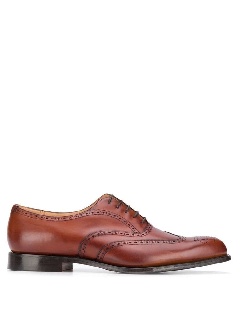 Church's Withworth oxford shoes - Brown
