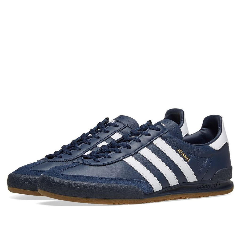 Adidas Jeans Collegiate Navy, White & Ink