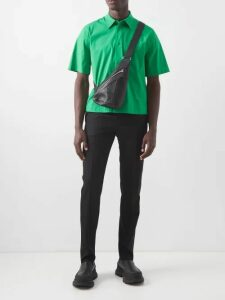 Nemen - Contrast Panel Performance Jacket - Mens - Dark Green