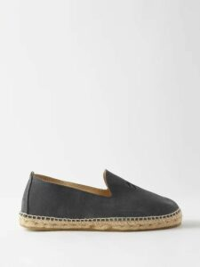Denis Colomb - Sarouel Silk Blend Track Pants - Mens - Navy