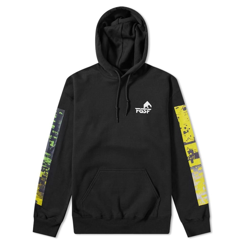 FLAGSTUFF Scorpion Popover Hoody Black