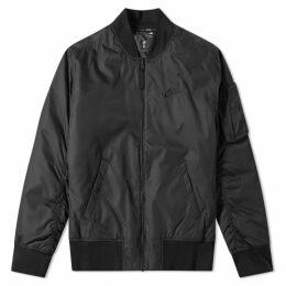 Nike Reversible Bomber Jacket Black, White & Camo