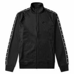 Nike Taped Track Jacket Black & White