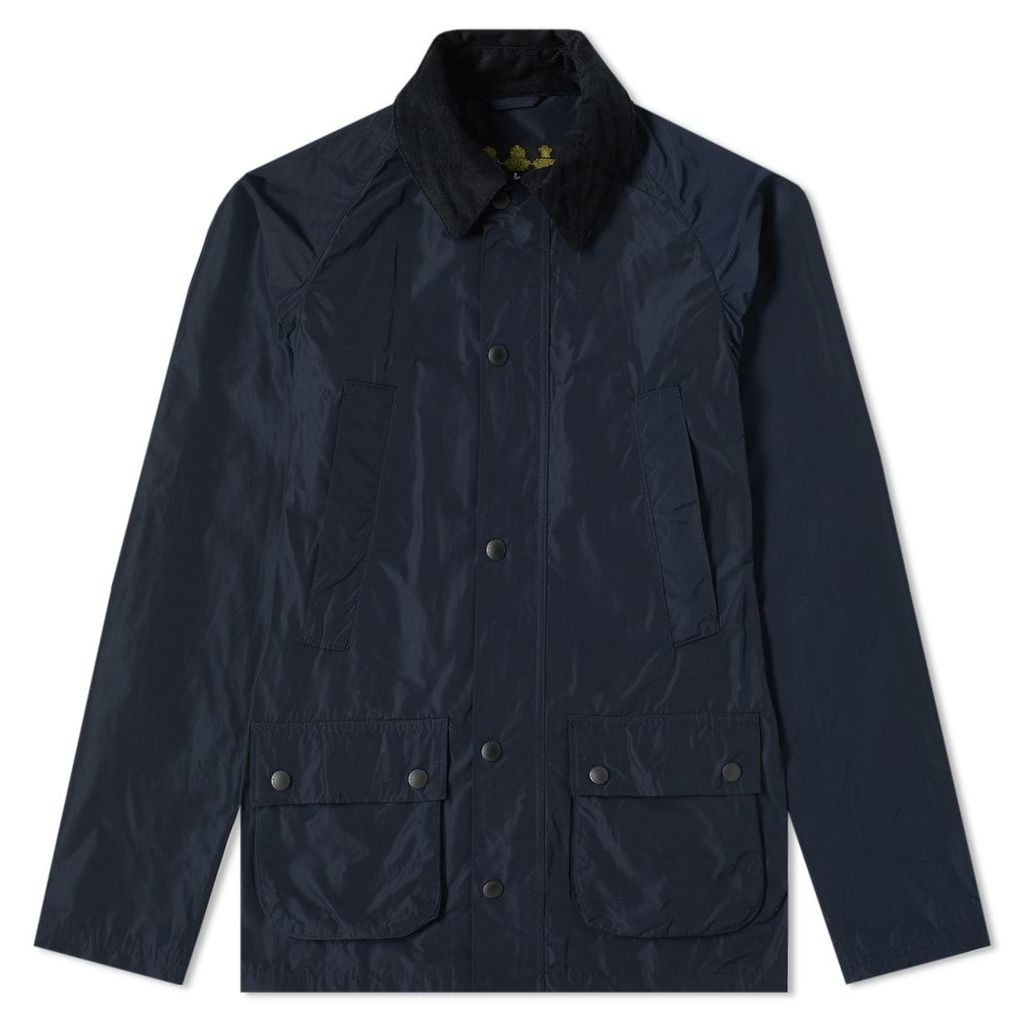 Barbour Bedale Casual Jacket - Japan Collection Navy