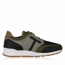 Tods Multi Panel Trainers