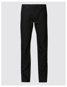 M&S Collection Big & Tall Straight Fit Jeans with Stretch