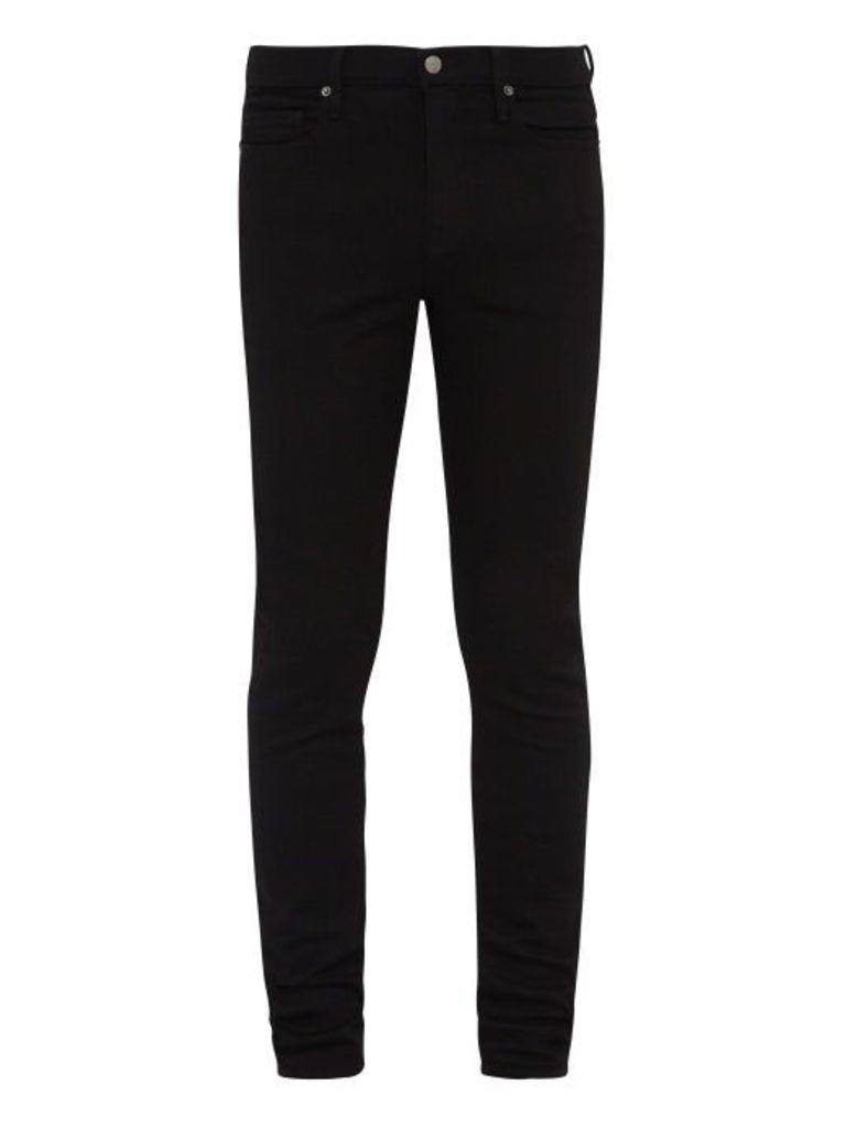 Frame - Jagger True Skinny Fit Jeans - Mens - Black