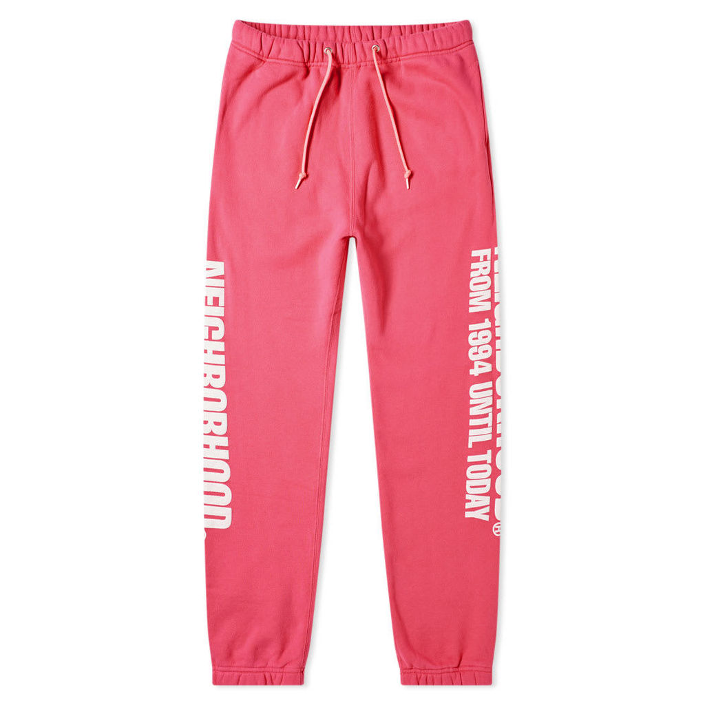 Neighborhood Sweat Pant Pink