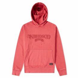 Neighborhood Wild Side Hoody Red
