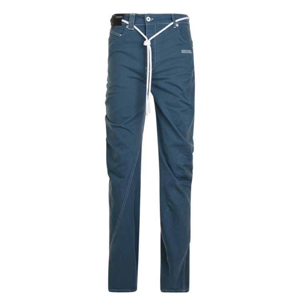 OFF WHITE Twisted Jeans