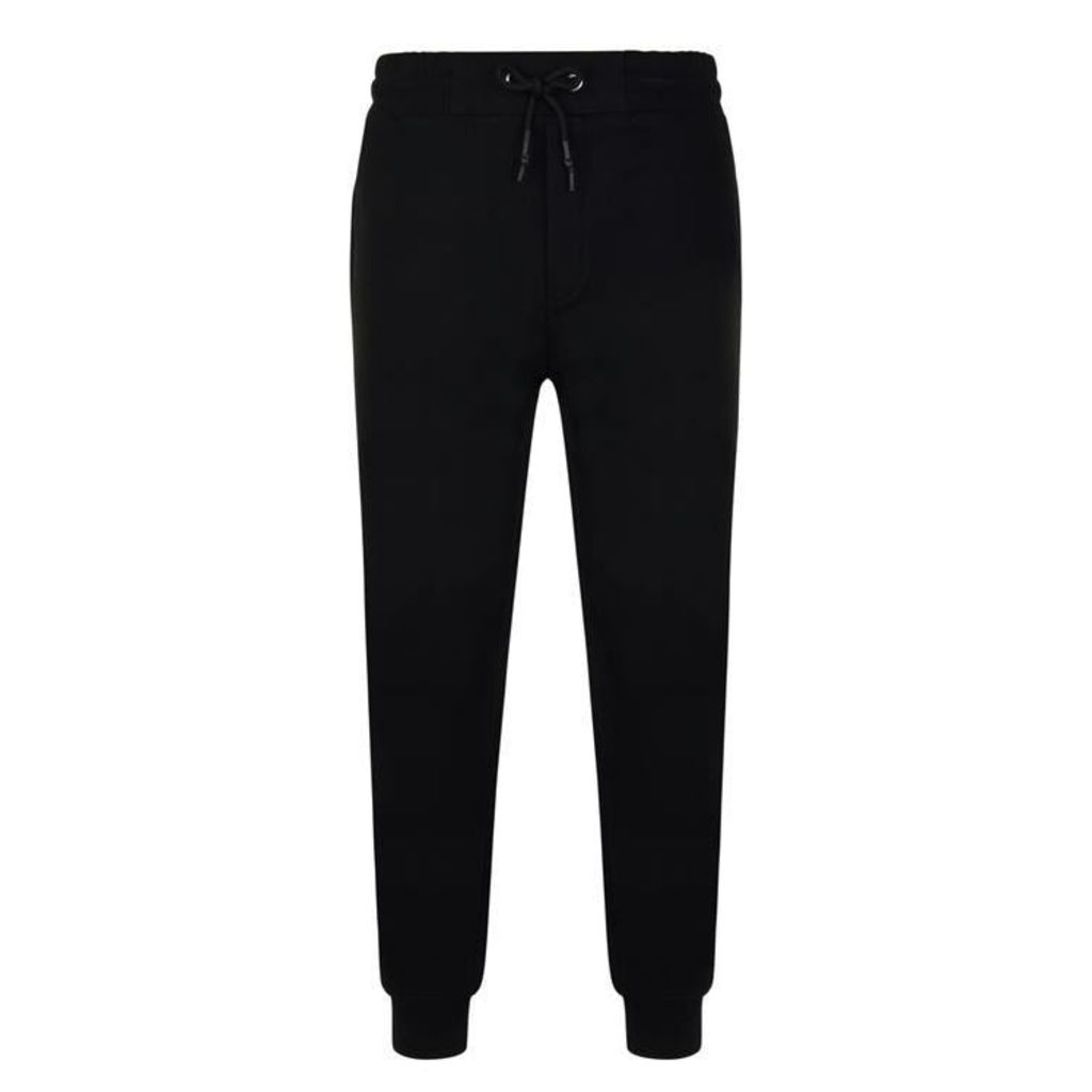 McQ Alexander McQueen Metal Repeat Logo Jogging Bottoms