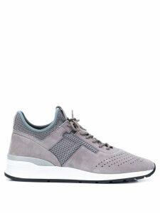 Tod's suede sneakers - Grey