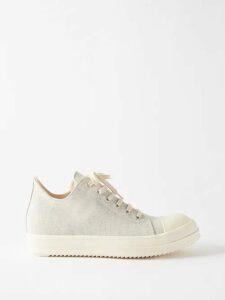 President's - Tripoli Virgin Wool Blend Trousers - Mens - Blue