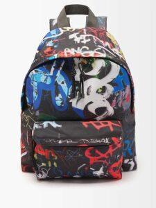 Raey - Loose Fit Crew Neck Cashmere Sweater - Mens - Black