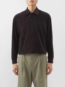 Raey - Raw Selvedge Denim Wide Leg Jeans - Mens - Indigo