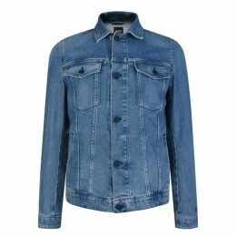 Boss Livingston Eco Friendly Denim Jacket