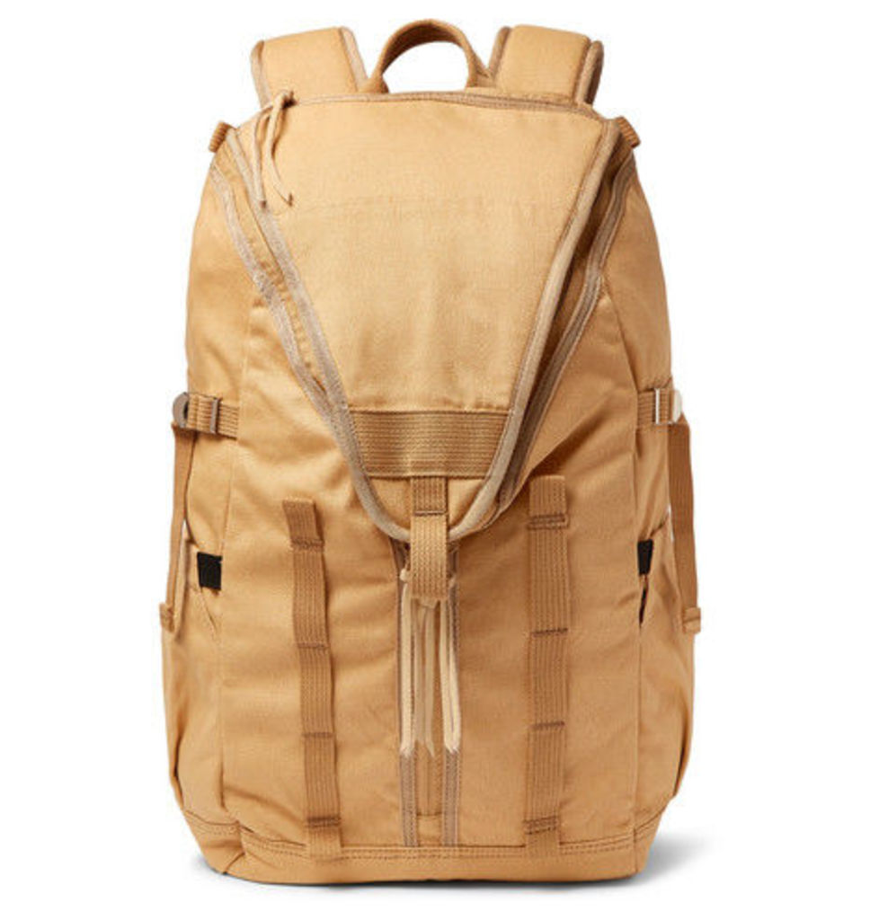 nonnative - Hunter Cotton-canvas Backpack - Beige