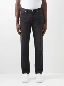 Arjé - The Jona Linen Blend Trousers - Mens - Brown