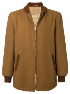 Fake Alpha Vintage Pharoah jacket - Brown