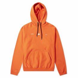 Kinfolk x Adsum Hoody Orange