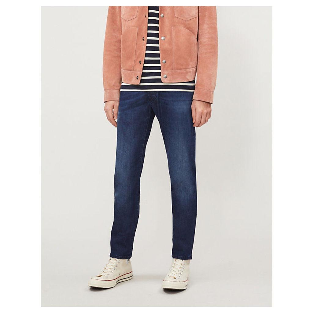 Slim-fit skinny jeans