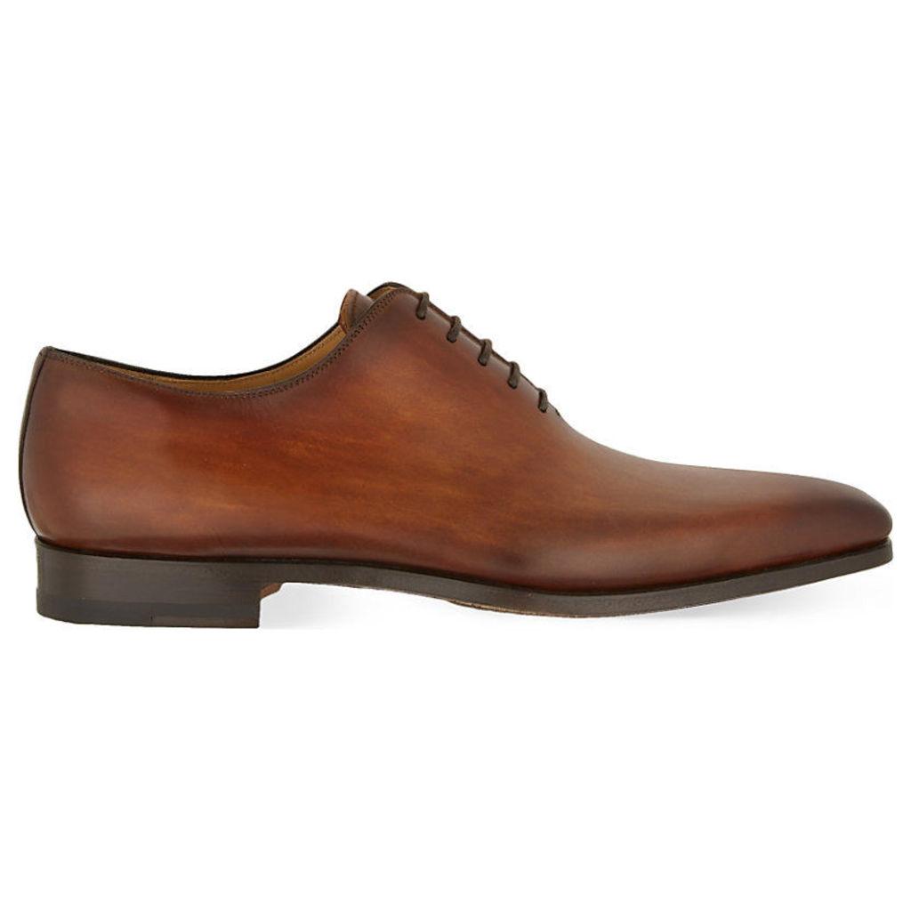 Magnanni Wholecut Oxford shoes, Mens, Size: EUR 43 / 9 UK MEN, Tan