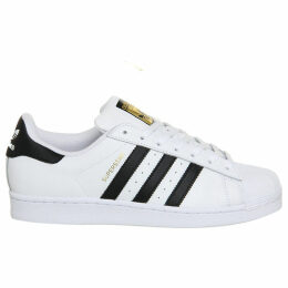 Adidas Superstar 1 trainers, Mens, Size: 08/01/1900, White black foundat