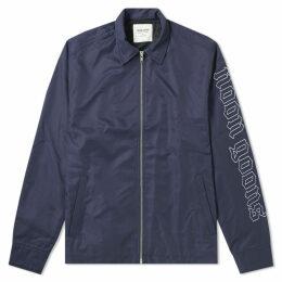Noon Goons OE Coach Jacket Blue