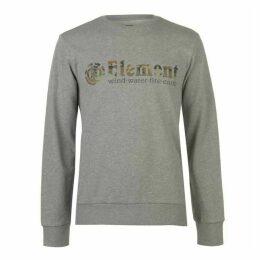 Element Element Crew Sweatshirt Mens