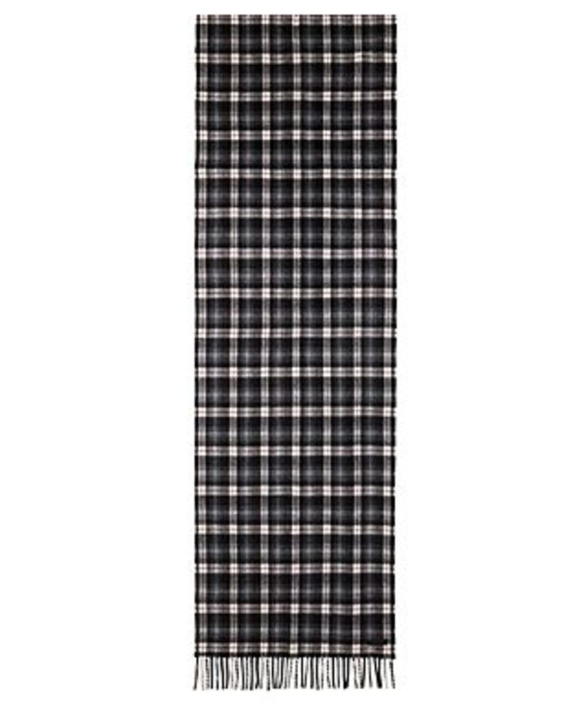 The Kooples Checked Scarf