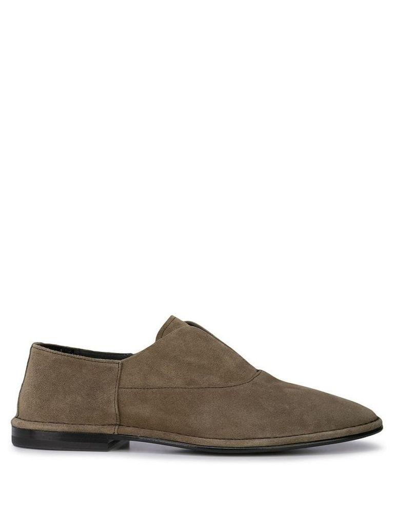 Pierre Hardy Mehari loafers - Brown