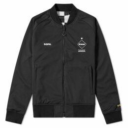 F.C. Real Bristol Reversible PDK Jacket Black
