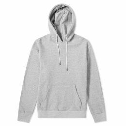 Head Porter Plus Hooded Sweat Grey