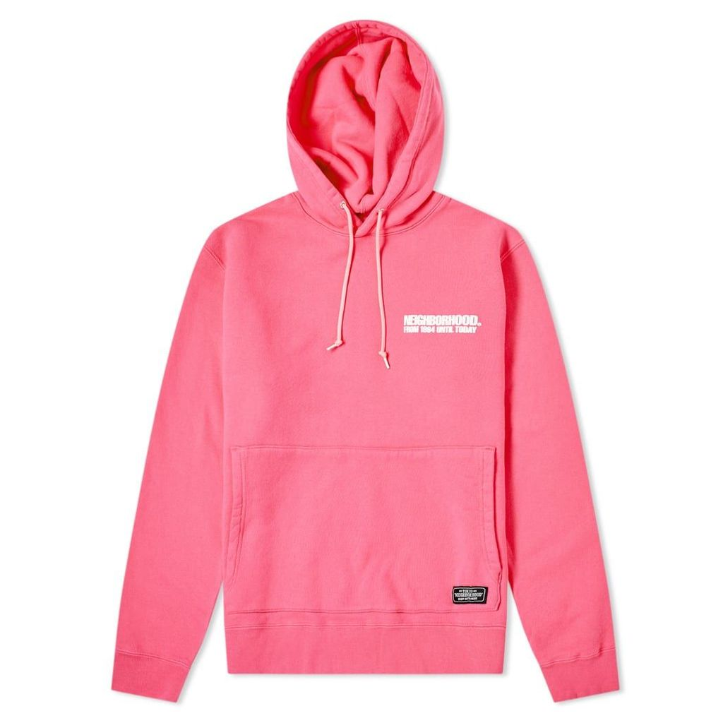 Neighborhood Classic Hoody Pink