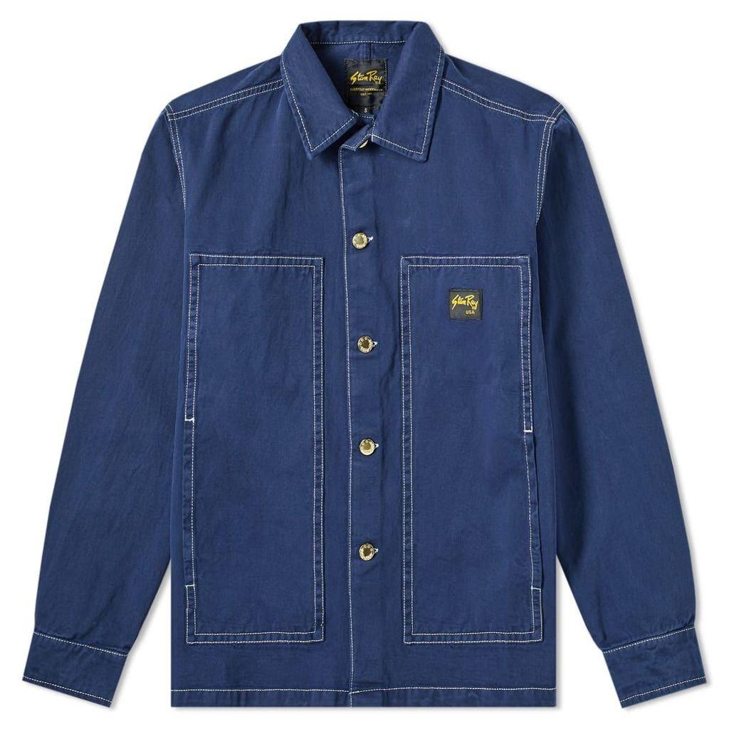 Stan Ray Box Jacket Centuary Navy