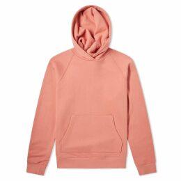 John Elliott Raglan Pullover Hoody Dusty Pink